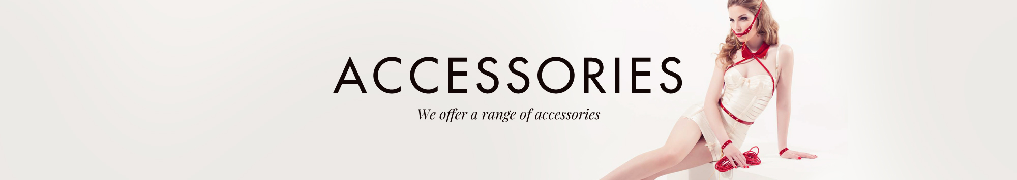 Image result for accessories Banner