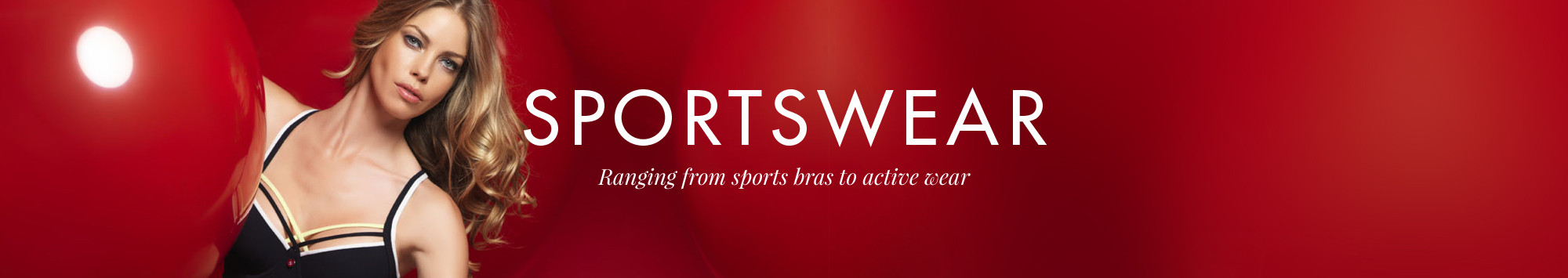 Sports Bras & Active Wear