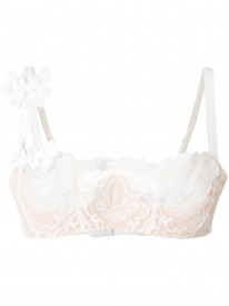 Nymphea Milk Bandeau Bra