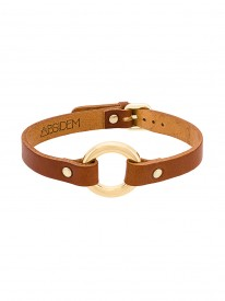 Kitten Tan Collar Choker