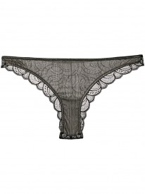 Rocker Silver Brazillian Brief