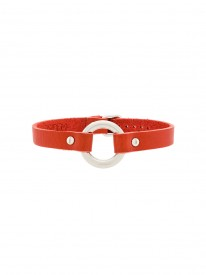 Red Kitten Collar Choker
