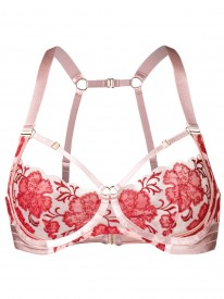Amaya Rose Balconette Wire Bra