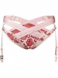 Amaya Rose Harness Brief