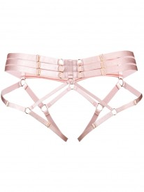 Amaya Rose Ouvert Strap Brief