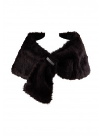 Black Fur Cover-ups