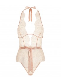 Angelica Ivory Playsuit