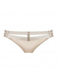 Art Deco Caramel MultiStrap Thong