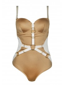 Bond age Ivory Swimsuit