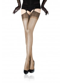 Capri Tan 15 Denier Stockings