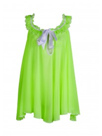 Show Pony Neon Green Babydoll