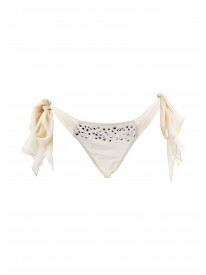 Stardust Ivory Tie-side Brief