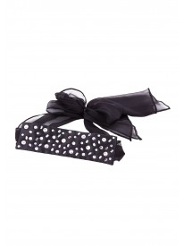 Stardust Black Blindfold