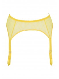 Lemon Cello Suspender Belt