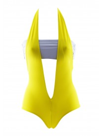 Isola Bella Plunge Swimsuit