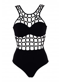 Dianora Black Swimsuit