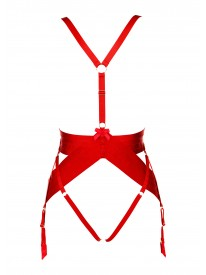 Asobi Red Harness
