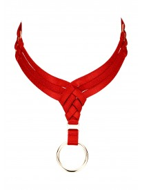 Asobi Red Collar