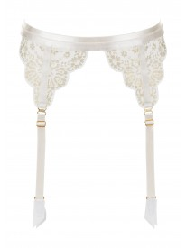 Orient Belle Suspender Belt