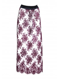 Garden of Tuileries Lace Skirt