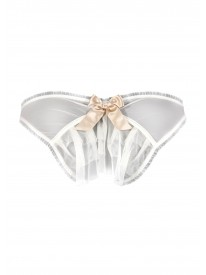 Kitty Ivory Ouvert Brief