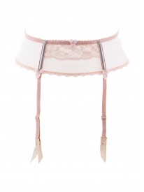 Sticky Toffee Pudding Suspender Belt