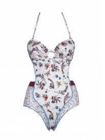 Tattoo Belladonna Swimsuit