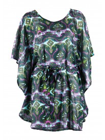 Opium Batwing Dress