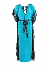 Opium Maxi Silk Dress