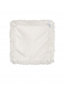 Princess Lace and Cotton Hanky