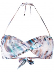 Shell Twisted Bandeau