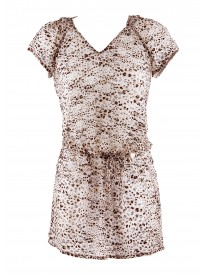 Summer Wild Lace Hoody Dress